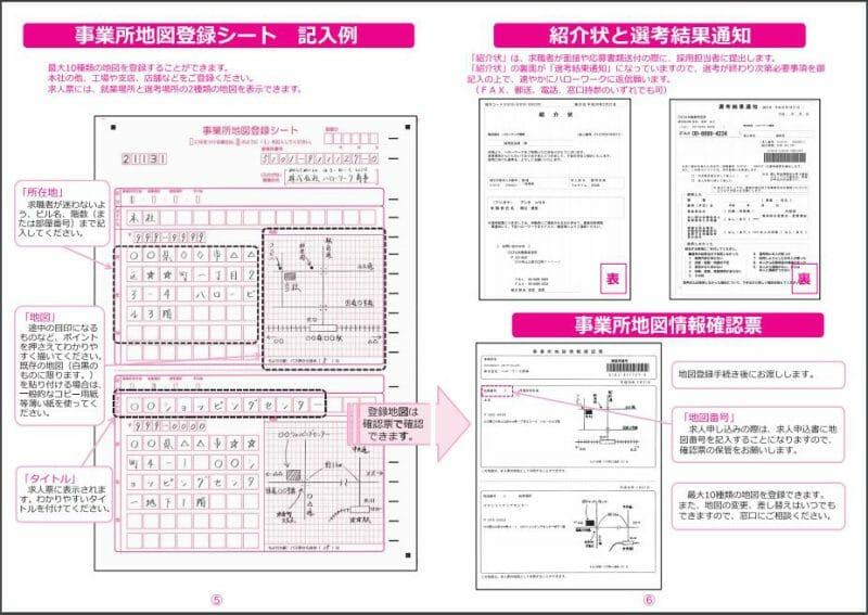 事業所登録シート②